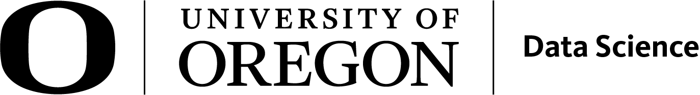 University of Oregon's Data Science Initiative